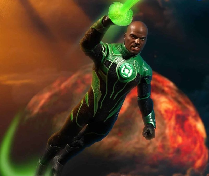 John Stewart – The Green Lantern