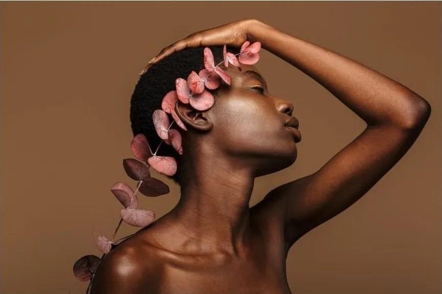 Environmental Racism Beautiful African Woman