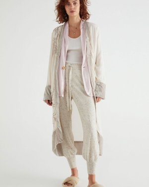 Lois Kimono Flannel