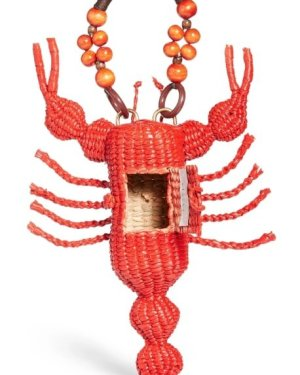 Olmos y Flores Lobster Bag