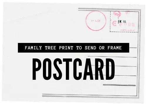 Postcard Artwork Fundraise 2021 ONE30M