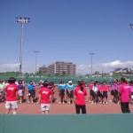 滋賀県ソフトテニス指導者講習会2015 講師:小峯秋二氏[動画]