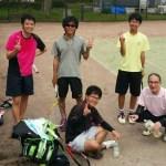 one315ソフトテニス練習会 2016/04/10 日曜日