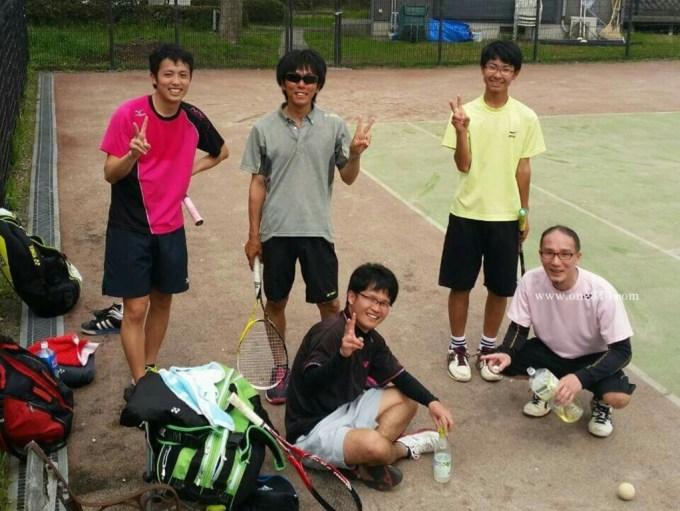ソフトテニス one315 練習会 滋賀県 近江八幡市