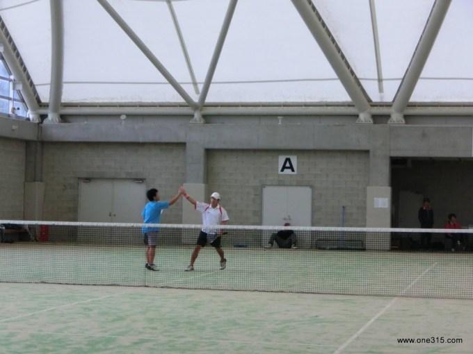 滋賀県ソフトテニス 東近江市秋季大会2012