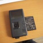 ポケットビデオカメラvado HD を買いました。