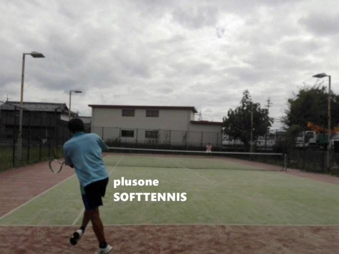 プラスワン ソフトテニス 滋賀県 近江八幡市