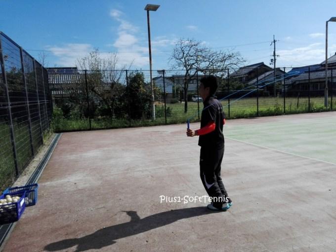 プラスワン・ソフトテニス練習会 平日練習会