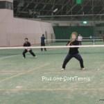 ソフトテニス交流戦「湖北コミュニティ」