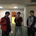 ソフトテニス練習会 2017/01/28(土)