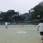 滋賀県ソフトテニス 高校OBOG交流対抗戦2011