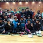 ソフトテニス・プチ大会 第四回MIX団体戦 2017/02/04