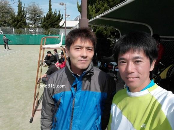 京都府長岡京市のソフトテニス練習会にお邪魔してきました。