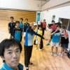 2017/9/17(日)ソフトテニス練習会・急遽ゲームデー@滋賀県東近江市