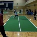 2017/10/15(日) 滋賀県バウンドテニス親善大会 大津東ロータリーカップ