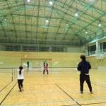 2018/02/28(水) スポンジボールテニス練習会(ショートテニス 、フレッシュテニス)