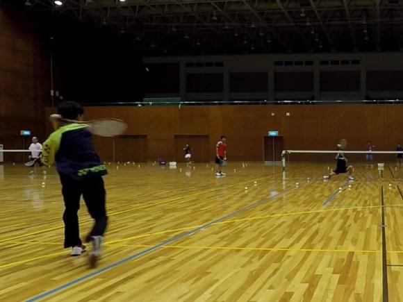 2018/04/03(火) プラスワン・ソフトテニス練習会