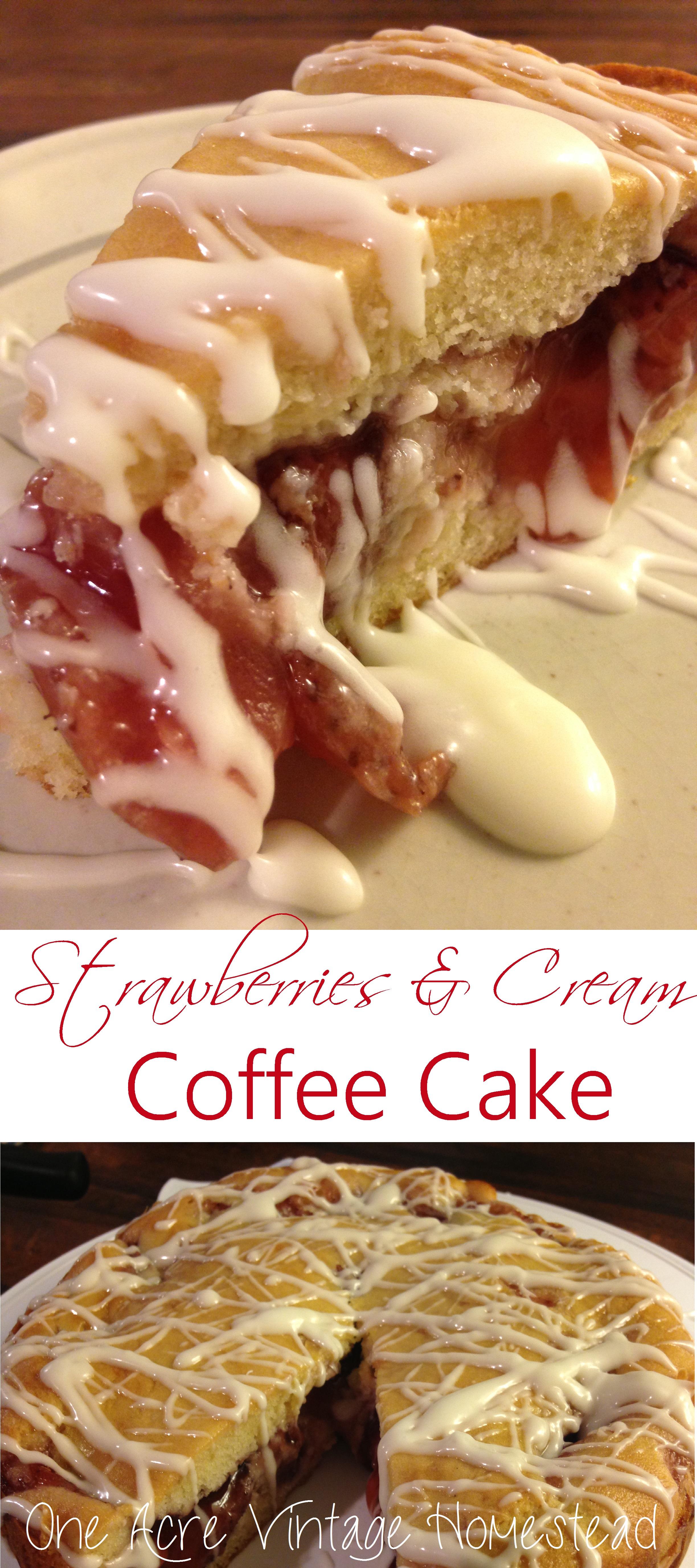 Basic Coffee Cake Recipe From Scratch