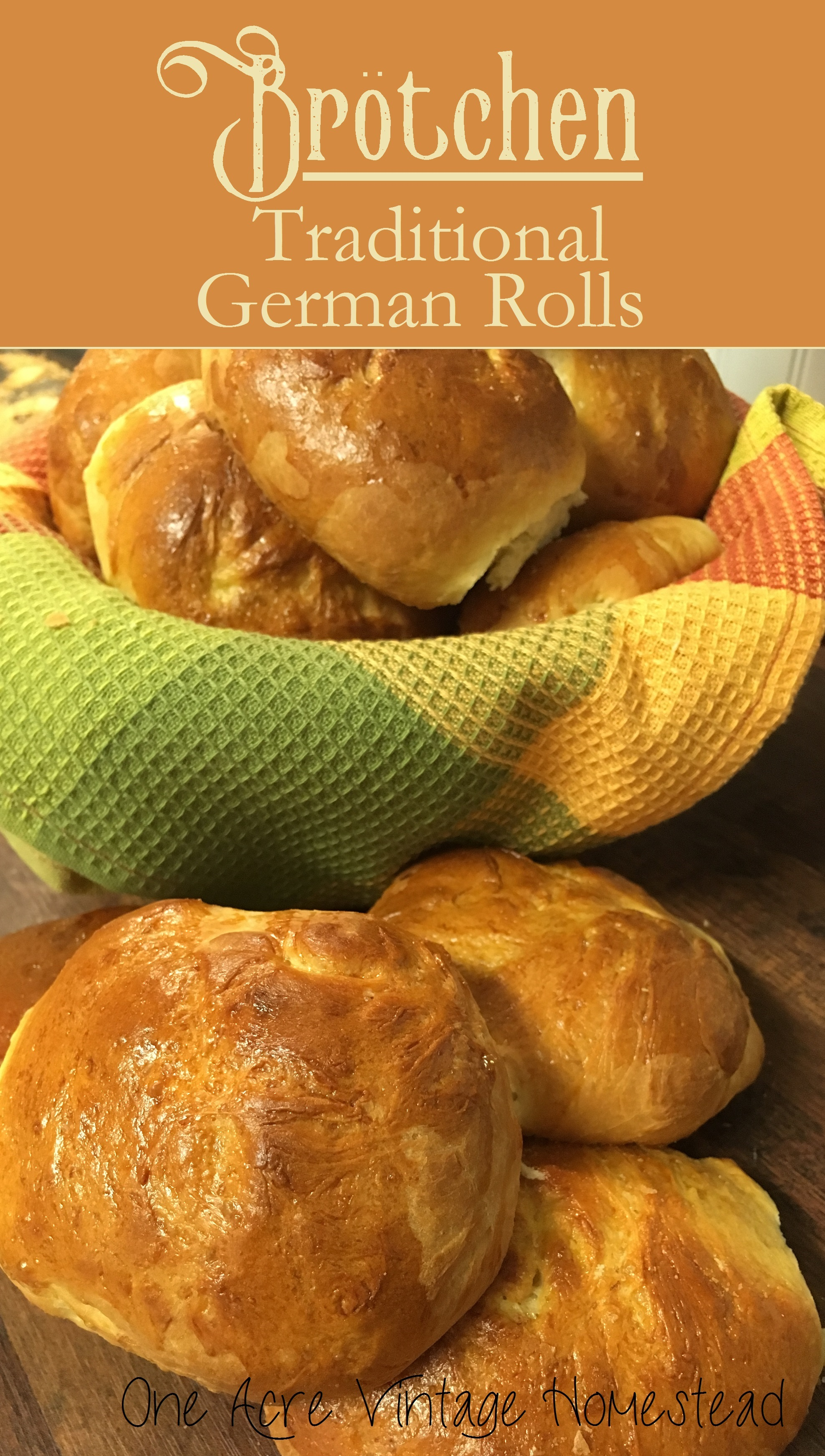 Brotchen traditional german rolls one acre vintage pumpkin brotchen traditional german rolls forumfinder Image collections