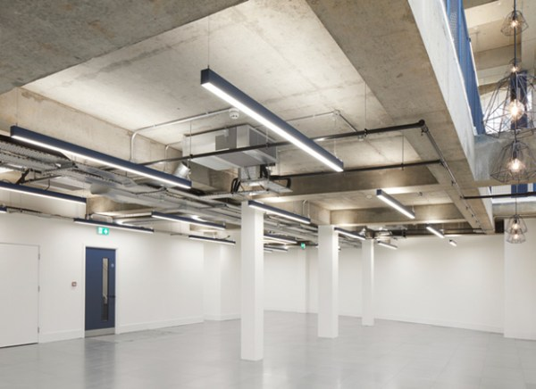 Substantial refurbishment to this commercial space with access to mainline and underground services