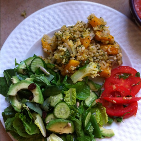 butternut-squash-broccoli-risotto-2