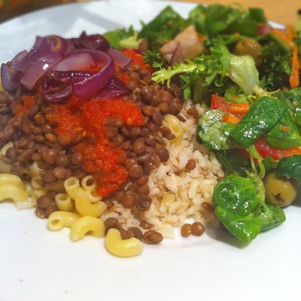 brown-rice-koshary