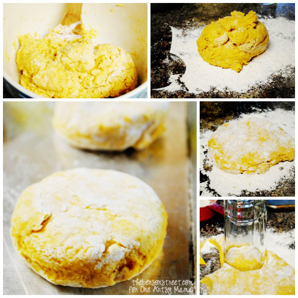 Easy Fun Fall Pumpkin Scone Recipe