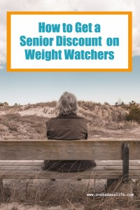 Weight Watchers Discounts for Seniors