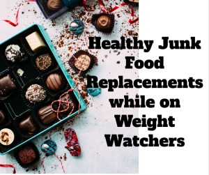 Healthy Junk Food Replacements