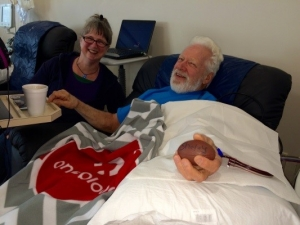 Northeast Florida's 100 gallon blood donor! | OneBlood