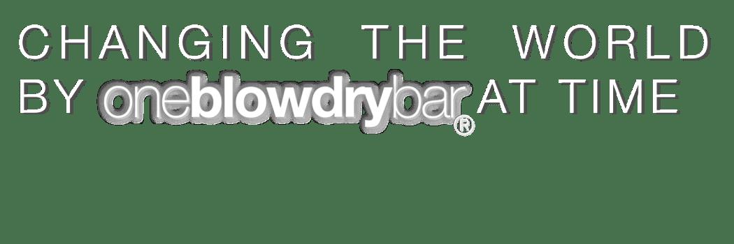 oneblowdrybar appointment booking app