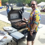 Hal Stratton, Your Grillmaster