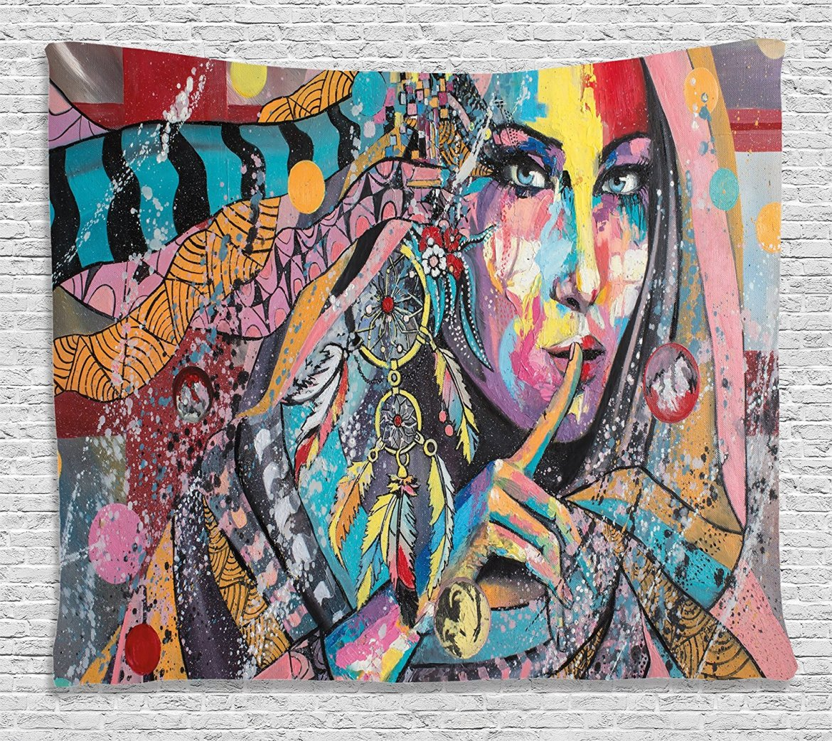 36 Stunning Bohemian Art Pieces To Find Your Inspiration