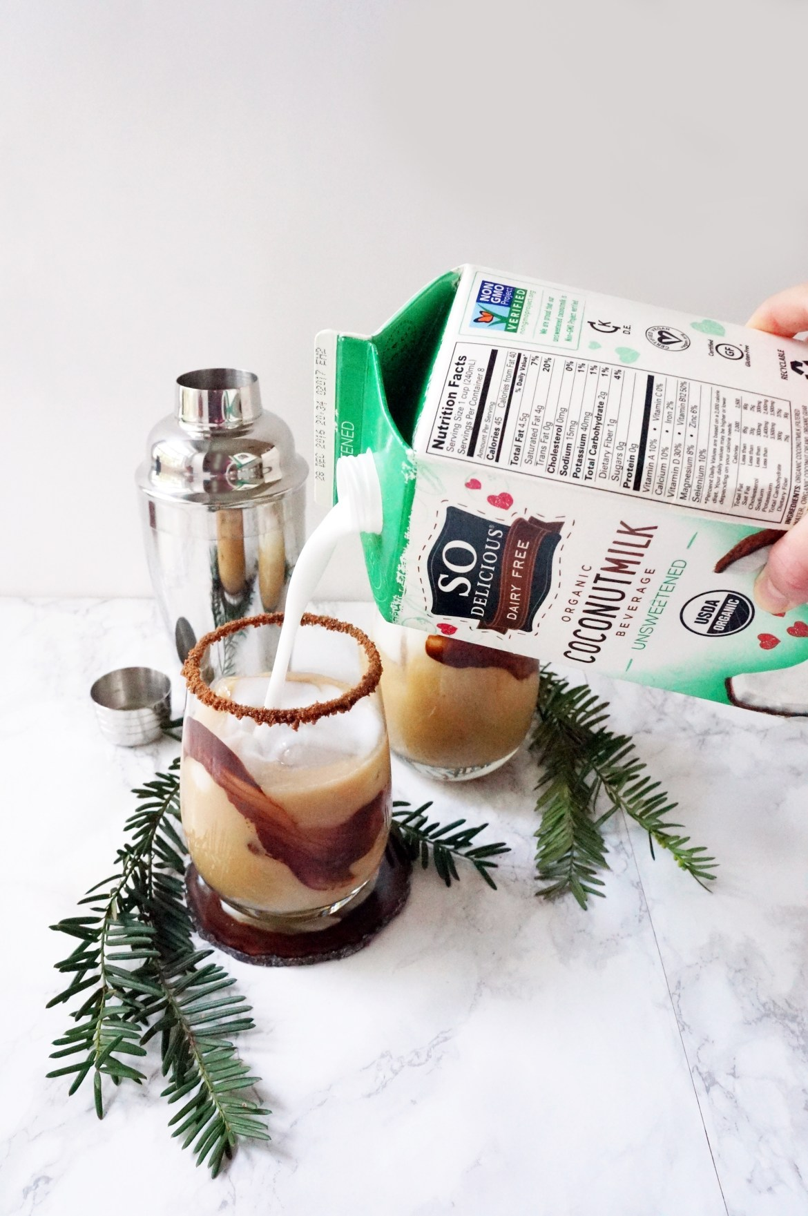s'mores kahlua winter cocktail