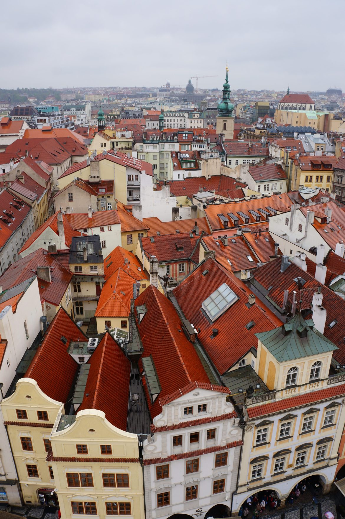 A Three Day Walking Guide to Prague