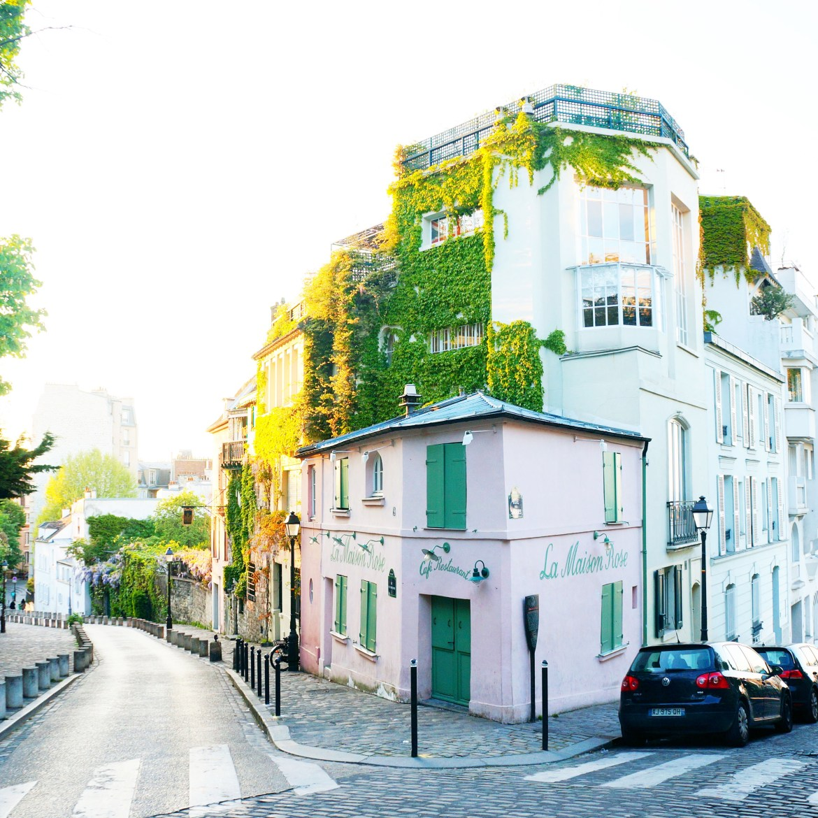 Top 8 Most Instagrammable Spots in Paris