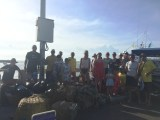 beach clean, koh rin, one brown planet, thailand