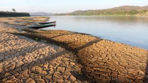 one brown planet, mekong, river, dams, drought