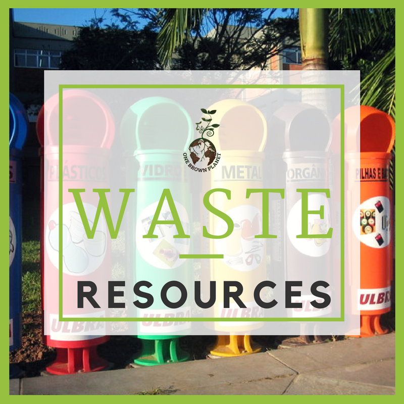 waste management, one brown planet, , sustainable living