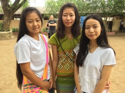 Women with a mission - Girls in Myanmar