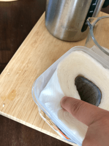 DIY Baby Wipes - Step 3