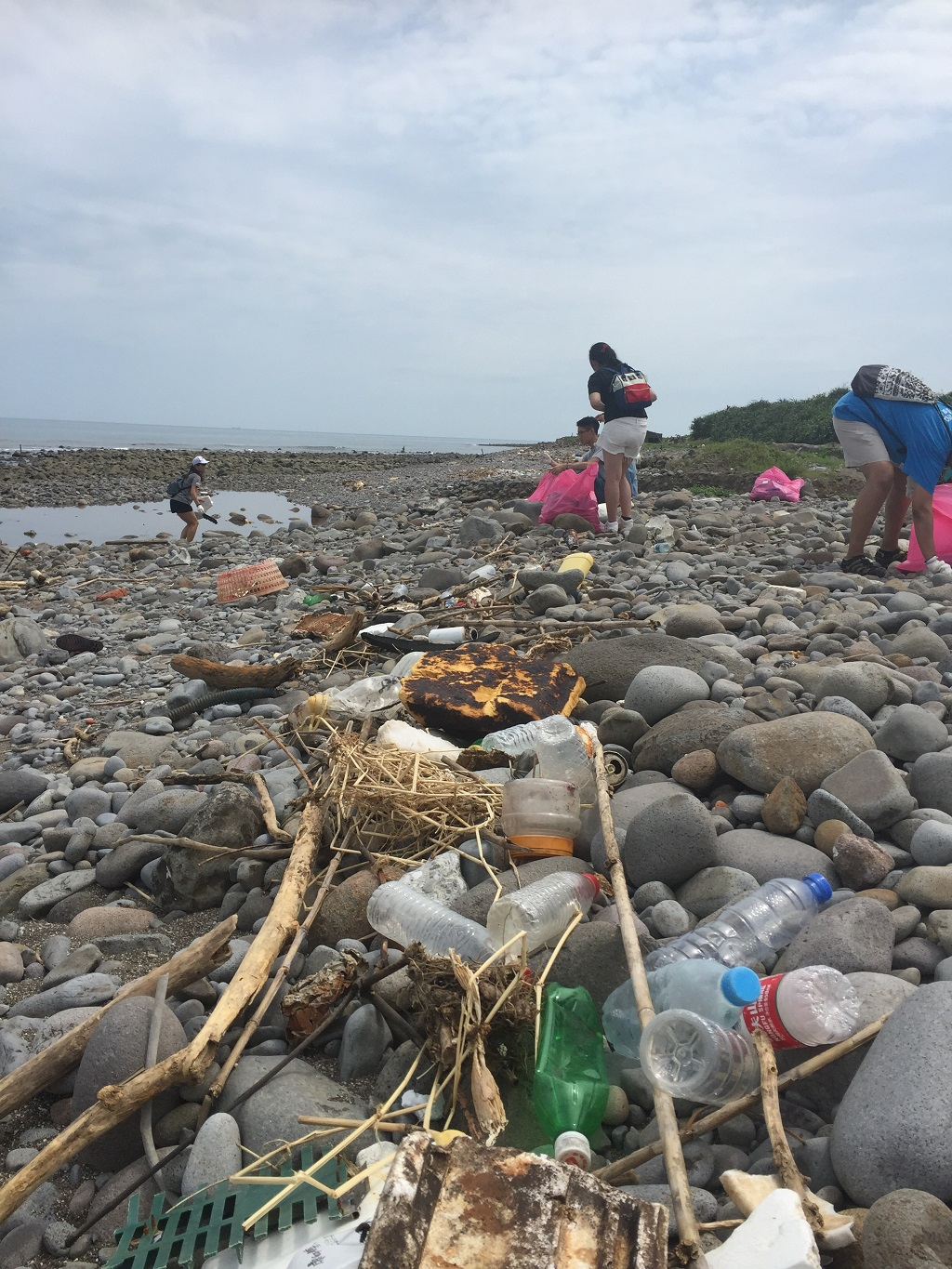 2019 Taiwan National Beach Cleanup (19)