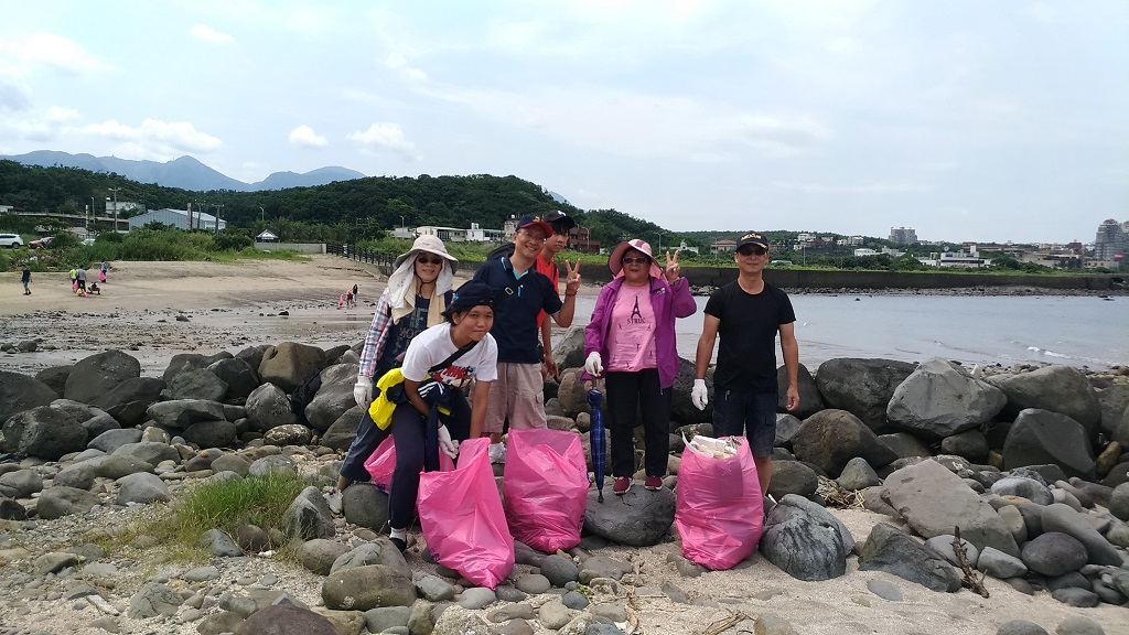 2019 Taiwan National Beach Cleanup (24)