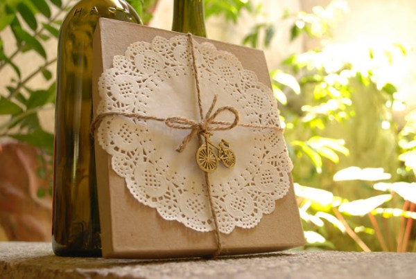 DIY Rustic Packaging