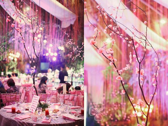 Japanese Inspired Wedding