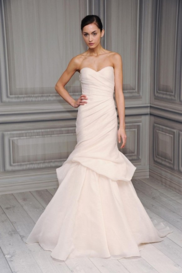 Monique Lhuillier Wedding Gowns
