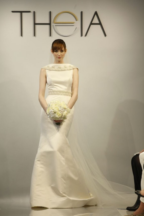 Theia Bridal Collection Spring 2014