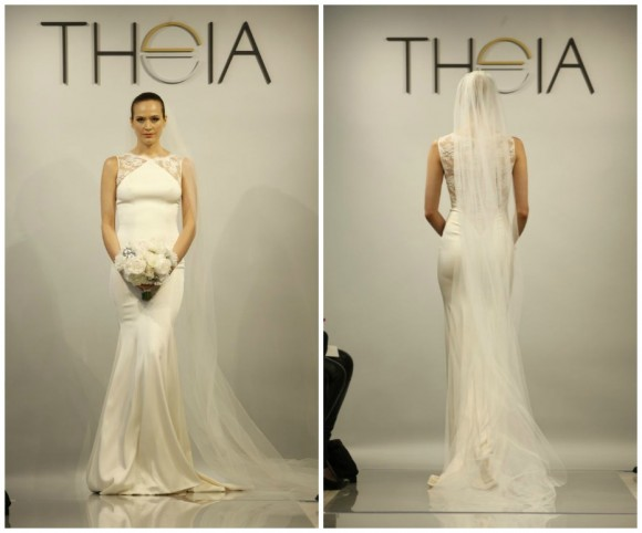 Theia White 2014 Bridal Collection