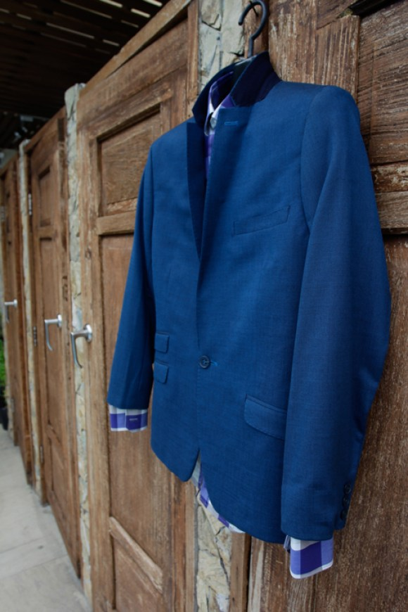 Groom's Attire by Ben Sherman