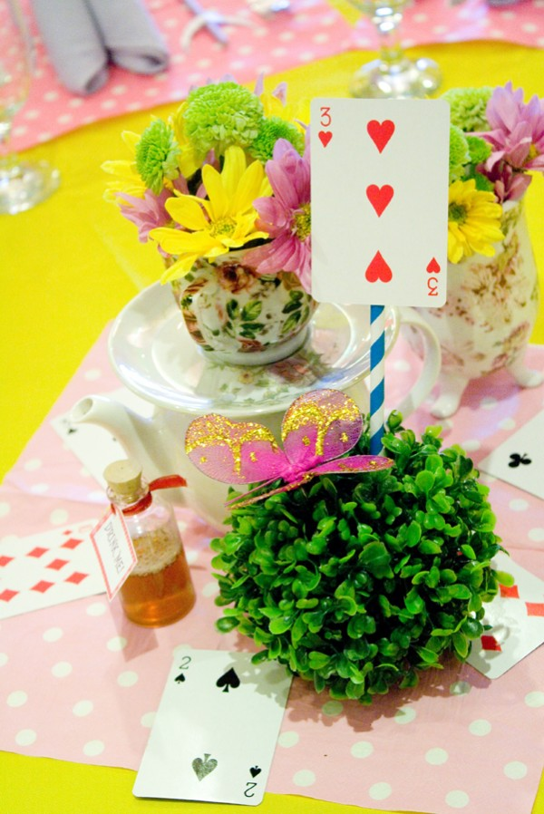 Alice in Wonderland Themed Party - 06
